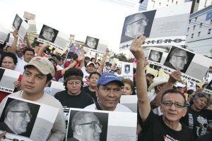 Romero atminimo marsas 2009 03 21